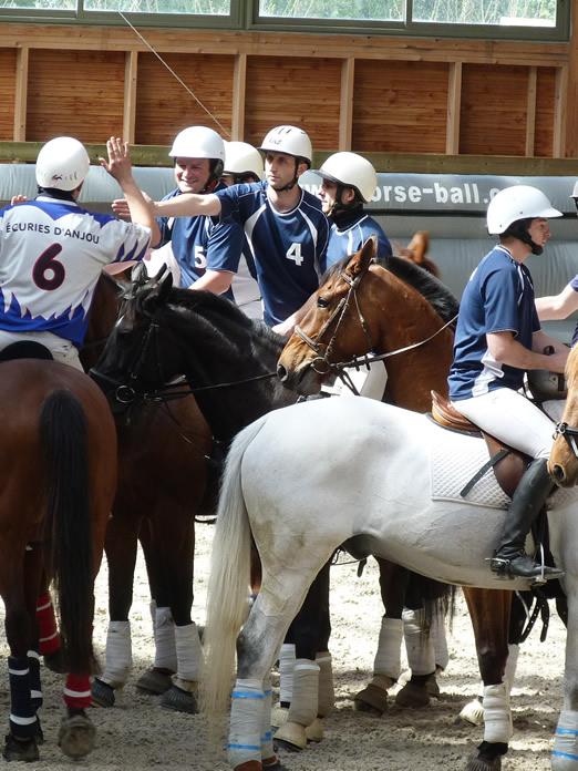 horse-ball | Pôle international du cheval de Deauville